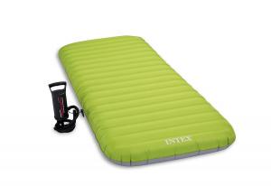 64780 Надувной матрас Roll 'N Go Bed, 76х191х13см, с ручным насосом #68612