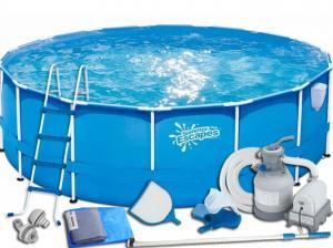 Каркасный бассейн SummerEscapes Р20-1548-S 457х122 Metal Frame