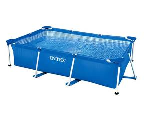 Каркасный бассейн Intex 28270 220х150х60 Rectangular Frame