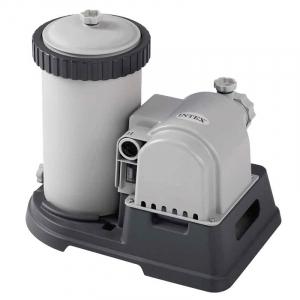 Фильтр-насос для бассейнов Intex Krystal Clear 9463 л/ч, с таймером арт. 28634
