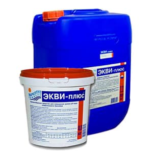 Экви-Плюс жидкий для повышения уровня pH в воде Маркопул Кемиклс